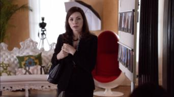 The Good Wife: Season 1: Stripped