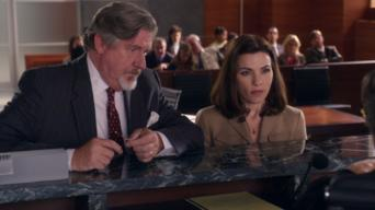 The Good Wife: Season 2: Cleaning House